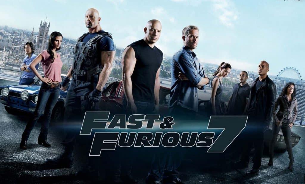 Fast Furios 7