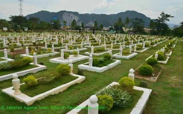 Perkuburan islam