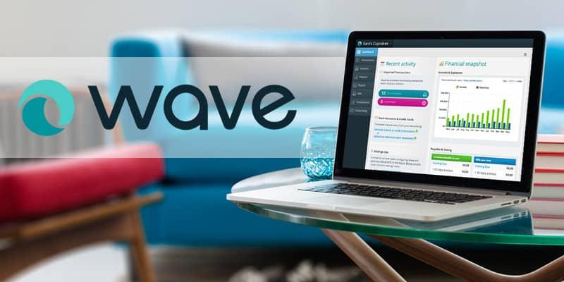 Wave Apps Software Akaun Perniagaan Percuma untuk perniagaan kecil